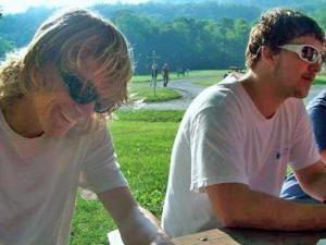 Kaleb Valliant, 18, of Aberdeen, (left) and Thadius Markle, 18, of Raeford, (right) were killed in a wreck in Fayetteville on Saturday, April 25, 2010. (Photo courtesy of Facebook)