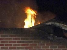 Fire destroys Wayne County business