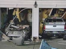 Garage explosion injures Wilson County man