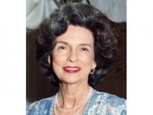 Patricia Warren Stevens (Photo courtesy of Parrish and Underwood Funeral Homes)