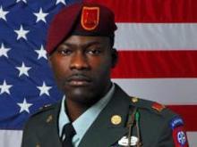 Staff Sgt. Sheldon L. Tate
