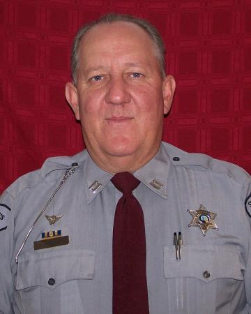 Joseph Bert Cashwell, with the Cumberland County Sheriff's Office
