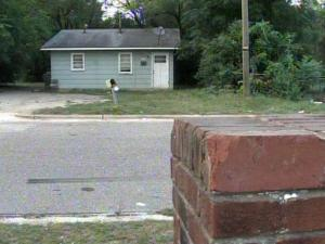 Police say three people were shot Wednesday, Aug. 25, 2010, at 2306 Edgar St. in Fayetteville.