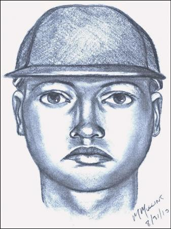Cary police have developed a sketch of a suspect in a recent series of daytime burglaries at homes in the Nottingham Drive area in August 2010.