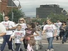 5K walk held to raise awareness about child trafficking