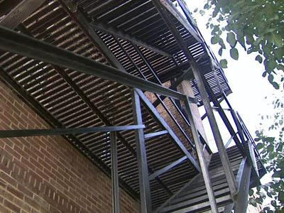 Ray Allan Ausbon and Zachary Martin Tigner were found dead on Oct. 2, 2010, on a fire escape of the Boylan Apartments on Hillsborough Street in Raleigh.