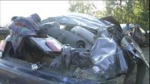 Three killed in Wayne County crash