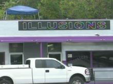 Fayetteville firefighters believe that an explosive device caused a fire at Club Illusions, 416 Raleigh St., around 3:40 a.m. on Nov. 3, 2010.