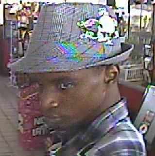 The Halifax County Sheriff's Office released a picture Friday, Nov. 5, 2010, of a man who they believe committed identity theft at Travel World and Oasis Travel Center along Interstate 95 in Halifax and a BP station off I-95 in Roanoke Rapids.