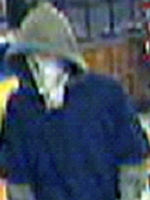 Rocky Mount police are searching for the man who robbed the Fuel Doc, 1108 Cokey Road, on Oct. 30, 2010.
