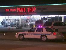 Pawn shop slaying was random