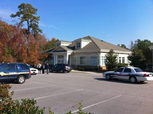 Cash and various medications were stolen during break-ins at medical offices in the 900 block of Southeast Cary Parkway and 100 block of Parkway Office Court in Cary late Saturday or early Sunday, Nov. 21, 2010.  (User-submitted photo)