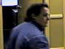 Cary police released this surveillance image from a bank robbery on Monday, Nov. 29, 2010.