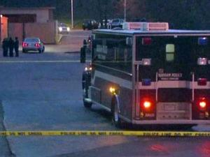 A man died after being shot in the back outside the Millennium Hotel in Durham on Dec. 3, 2010.
