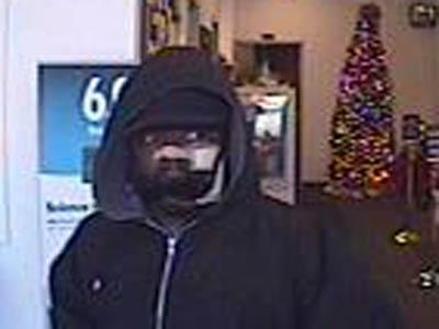 Kenansville police are trying to identify a man who robbed the Piedmont Advantage Credit Union on Dec. 23, 2010.