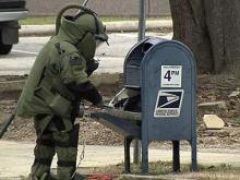 Mailbox bomb scare closes Raleigh streets