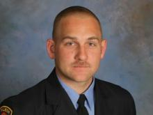 Raleigh firefighter Will Smith was sleeping early Thursday morning when a stray bullet flew over his bed, inches away from hitting him.