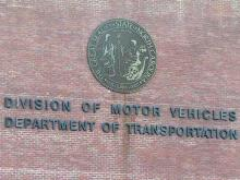 DMV headquarters, Division of Motor Vehicles
