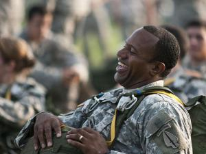 Master Sgt. Jamal H. Bowers