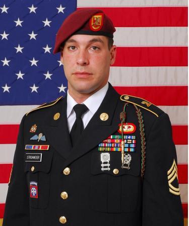 Sgt. 1st Class Scott Strohmeier