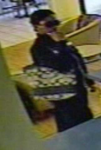 Raleigh police asked for the public's help Thursday to identify a woman who robbed the Red Roof Inn, 1813 S. Saunders St., on April 10, 2011.