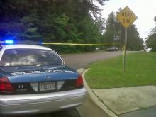 A 911 caller reported finding a body at 4601 Rockwood Drive in north Raleigh on Saturday, May 28, 2011.