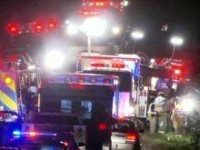 Three teens killed, fourth injured in crash