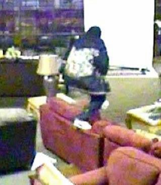 Raleigh police are trying to identify the people responsible for a string of electronics burglaries.