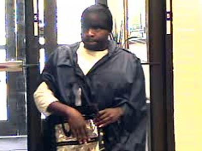 Fayetteville police are searching for a man who robbed an RBC Bank branch on Ramsey Road on June 27, 2011.