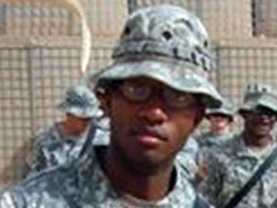 Staff Sgt. Jamal Clay