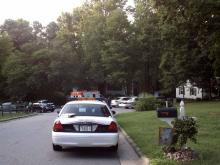 A Raleigh man died Monday, July 11, 2011, after being shot inside a Cary home, police said. Officers responded to 320 Hemlock St. around 6:45 p.m., where they found Kamali Shamal Moore, 35, who had been shot.