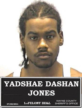 Yadshae Dashan Jones
