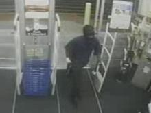 Clayton armed store robbery