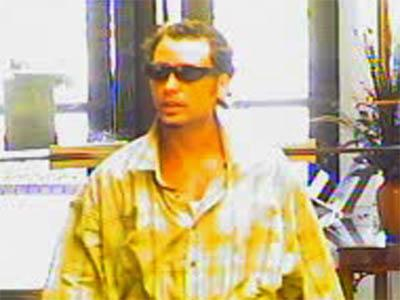 Fayetteville police said a man robbed an RBC Bank branch on Ramsey Street on Aug. 24, 2011.