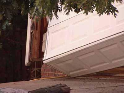 Police said a 16-year-old girl lost control of the car she was driving and hit a street light, house and garage on Swiss Lake Drive in Cary on Sept. 6, 2011.