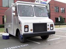 Food truck can open for business in Raleigh
