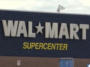 An elderly man driving a pickup truck hit three pedestrians walking in the Walmart parking lot on North Brightleaf Boulevard in Smithfield Saturday morning, police said.