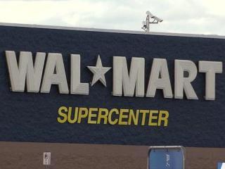 An elderly man driving a pickup truck hit three pedestrians walking in the Walmart parking lot on North Brightleaf Boulevard in Smithfield Saturday morning, police said.