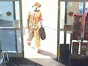 Someone dressed in a clown suit robbed the Food Lion on N.C. Highway 171 in Maxton at about 8:30 a.m. Oct. 2, 2011, police said.