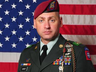 Staff Sgt. Robert Cowdrey