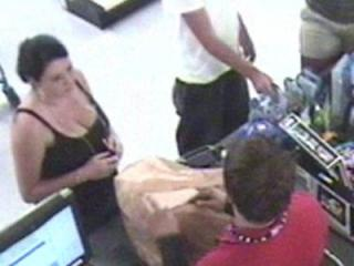 Fayetteville police are looking for this woman in connection with stolen debit cards.