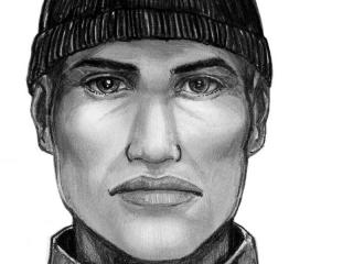 Police released a sketch of a man wanted in the Oct. 25, 2011, robbery of a Yadkin Road convenience store. A woman was sexually assaulted during the robbery.