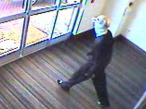 Nov. 23, 2011, surveillance image from the HIilton Doubletree, at 500 Caitboo Ave., in Cary.