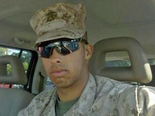 Lance Cpl. Jacob Levy, 21, died Saturday, Dec. 10, 2011, in Germany after being shot and wounded in Afghanistan. A Greensboro native, Levy was stationed at Camp Lejeune. (Photo courtesy of WFMY News)