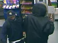 A Dec. 2, 2011, surveillance image taken at M3 Tobacco in Raleigh.