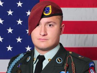 Sgt. Christopher Brown