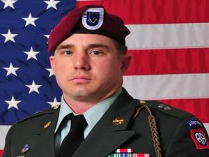 Staff Sgt. Pete Peterson