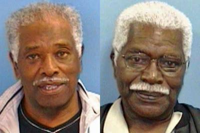 Major Michelangelo Boyd, 73, (left) and Joseph Alexander Boyd, 69, (right) were reported missing from a house at 1921 Beckwood Court in Fuquay-Varina on Sunday, March 18, 2012.