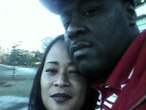 Tommy Charles Brown Sr., 35, and his fiancee, Thalia Rebbecca Mook, were shot to death outside their Hoke County home on March 24, 2012.