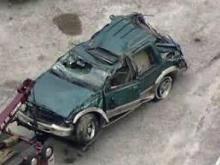 Harnett junior killed in crash; sister injured